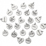 In your Words text charm